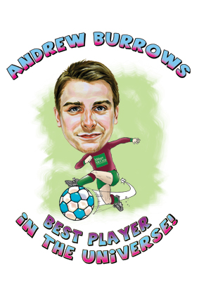 Best Player in the Universe!