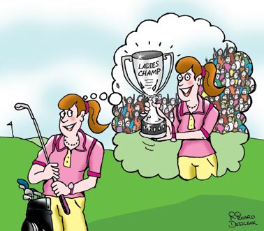Golf Motivation Cartoons Cartoon Motivators
