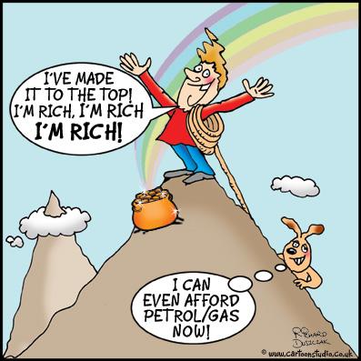 I'm Rich I'm Rich!