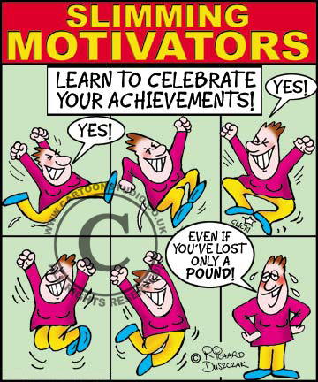 goal setting, Learn to celebrate your victories!