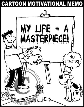 My Life is a MASTERPIECE!