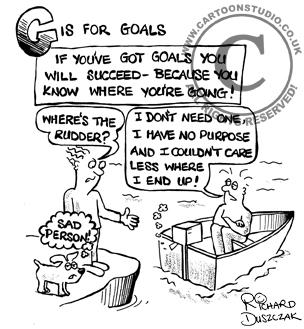 smart goals | Cartoon Motivators