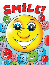 Smile cartoon!