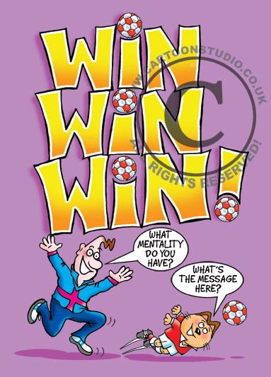 Win Win Win!